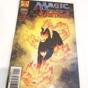 Magic the Gathering Nightmare Comic 1995